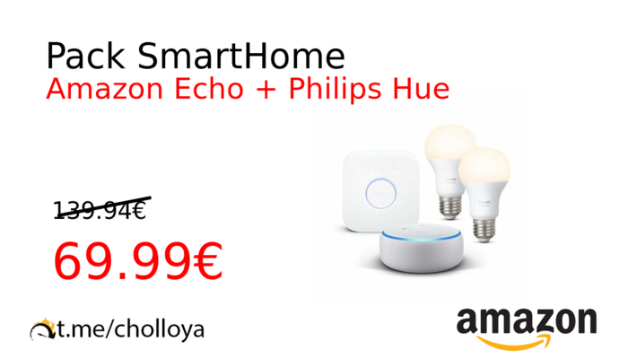 Pack SmartHome