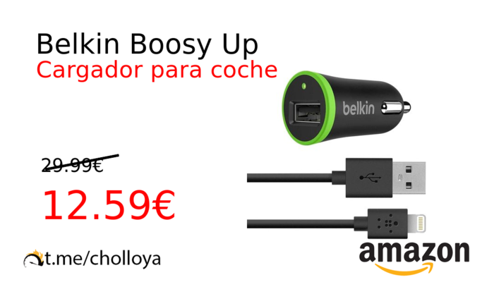 Belkin Boosy Up