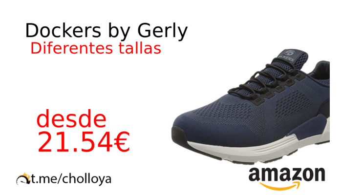 Dockers by Gerly