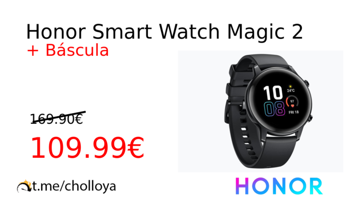 Honor Smart Watch Magic 2