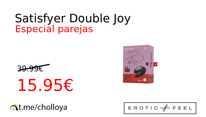 Satisfyer Double Joy