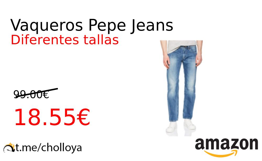 21b6e3f70a3  🏗Precio de derribo🏗 Vaqueros Pepe Jeans❗ 💥  Amazon 🇪🇸 🔹Precio Ya  18.55€❗ 💥 (PVP  +99.00€) ✨Los vaqueros de Pepe Jeans están de rebajas. Con  ...